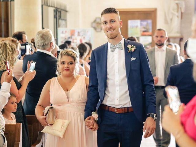 Le mariage de Steven et Justine à Bazoches-sur-Guyonne, Yvelines 90