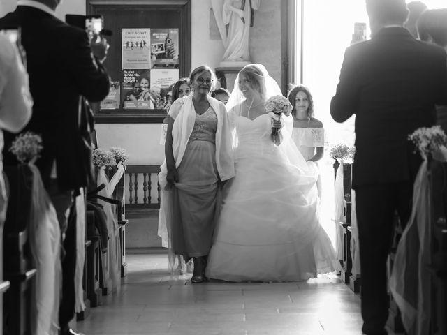 Le mariage de Steven et Justine à Bazoches-sur-Guyonne, Yvelines 97