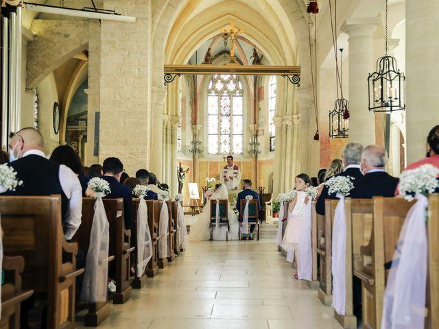 Le mariage de Steven et Justine à Bazoches-sur-Guyonne, Yvelines 102