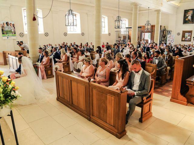 Le mariage de Steven et Justine à Bazoches-sur-Guyonne, Yvelines 105