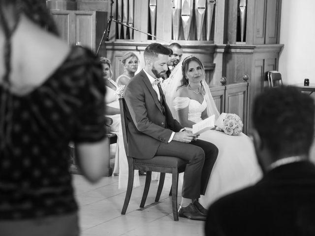 Le mariage de Steven et Justine à Bazoches-sur-Guyonne, Yvelines 106