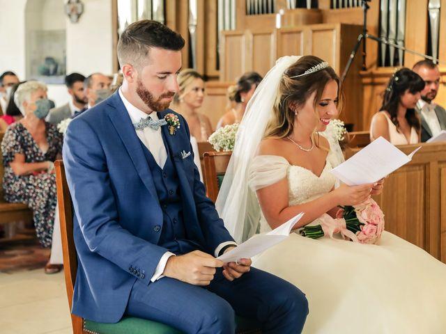 Le mariage de Steven et Justine à Bazoches-sur-Guyonne, Yvelines 109