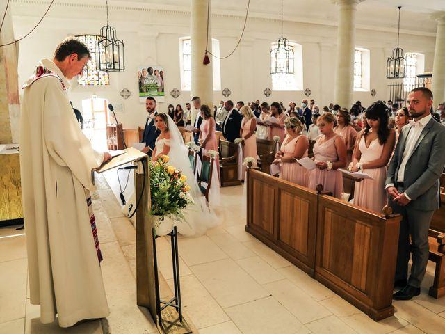 Le mariage de Steven et Justine à Bazoches-sur-Guyonne, Yvelines 112
