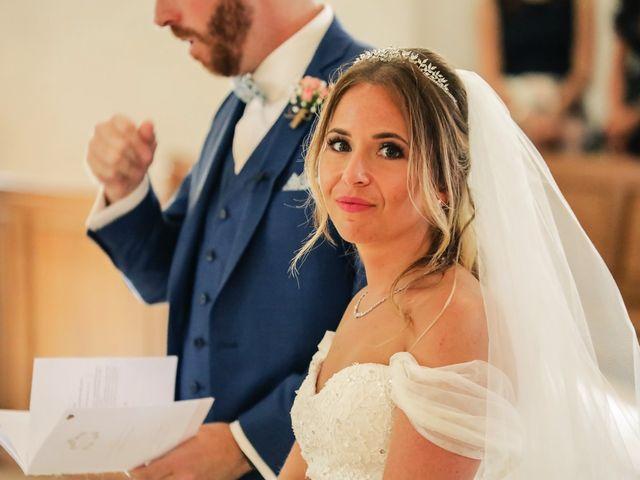 Le mariage de Steven et Justine à Bazoches-sur-Guyonne, Yvelines 113