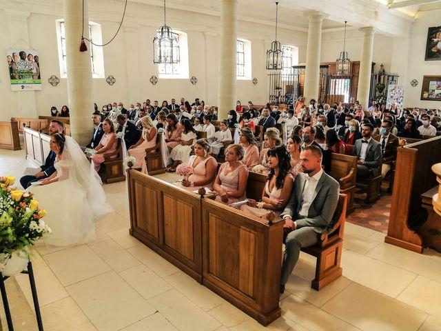 Le mariage de Steven et Justine à Bazoches-sur-Guyonne, Yvelines 115