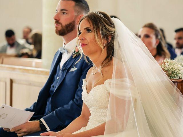 Le mariage de Steven et Justine à Bazoches-sur-Guyonne, Yvelines 116