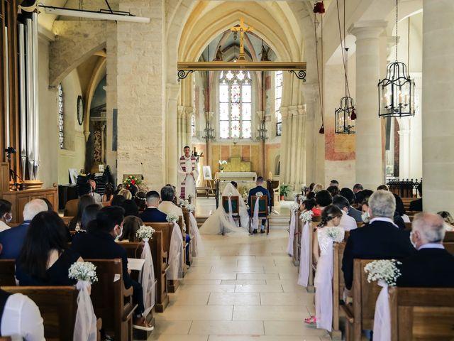 Le mariage de Steven et Justine à Bazoches-sur-Guyonne, Yvelines 117