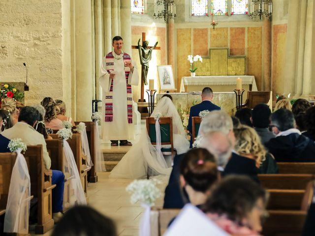 Le mariage de Steven et Justine à Bazoches-sur-Guyonne, Yvelines 118