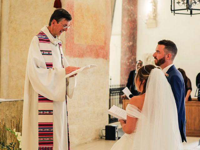 Le mariage de Steven et Justine à Bazoches-sur-Guyonne, Yvelines 120