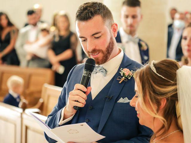 Le mariage de Steven et Justine à Bazoches-sur-Guyonne, Yvelines 121