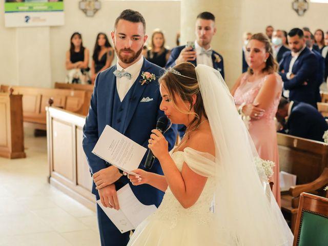 Le mariage de Steven et Justine à Bazoches-sur-Guyonne, Yvelines 122