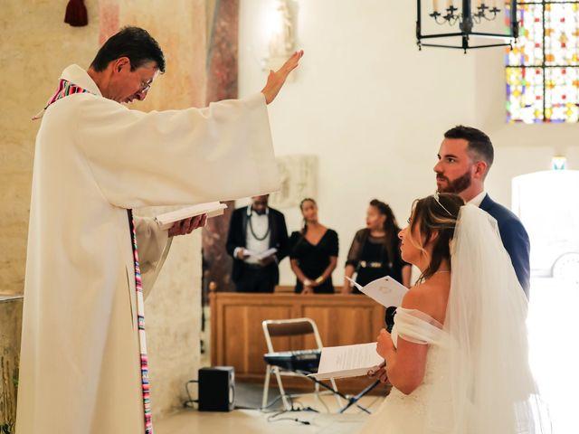 Le mariage de Steven et Justine à Bazoches-sur-Guyonne, Yvelines 123