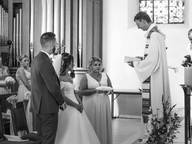Le mariage de Steven et Justine à Bazoches-sur-Guyonne, Yvelines 126