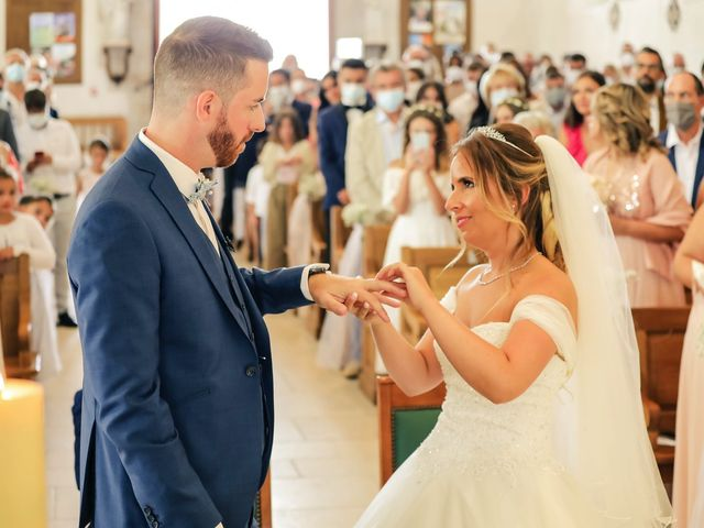 Le mariage de Steven et Justine à Bazoches-sur-Guyonne, Yvelines 129