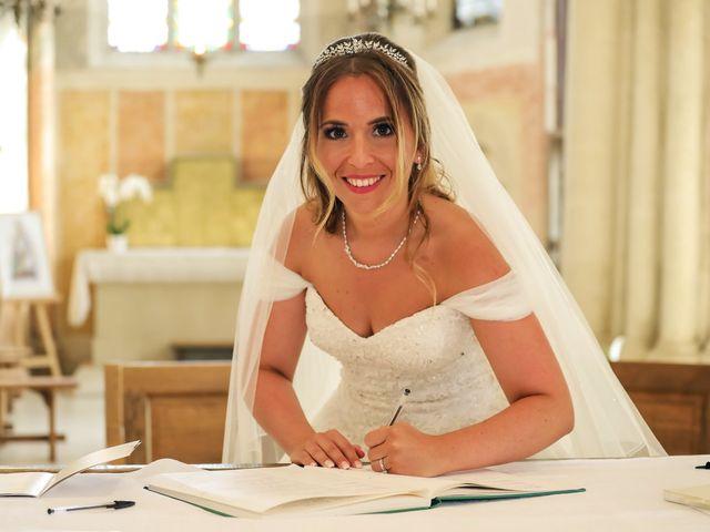 Le mariage de Steven et Justine à Bazoches-sur-Guyonne, Yvelines 137