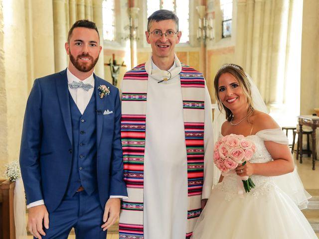 Le mariage de Steven et Justine à Bazoches-sur-Guyonne, Yvelines 139