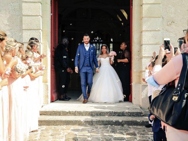 Le mariage de Steven et Justine à Bazoches-sur-Guyonne, Yvelines 141