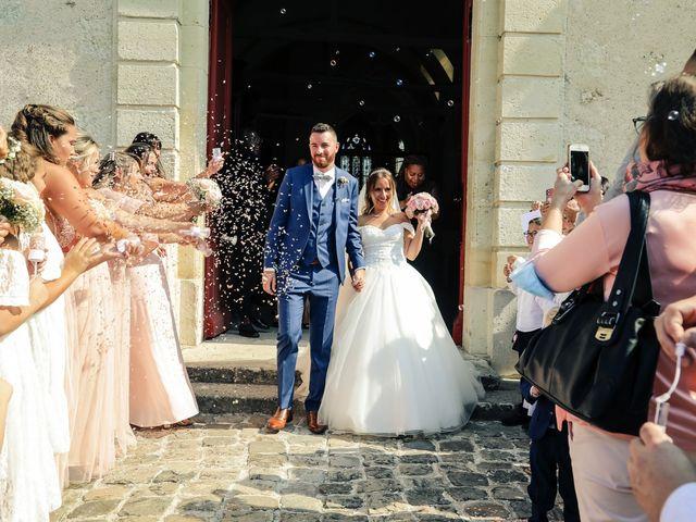 Le mariage de Steven et Justine à Bazoches-sur-Guyonne, Yvelines 142