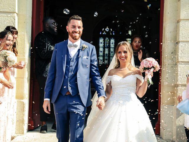 Le mariage de Steven et Justine à Bazoches-sur-Guyonne, Yvelines 143