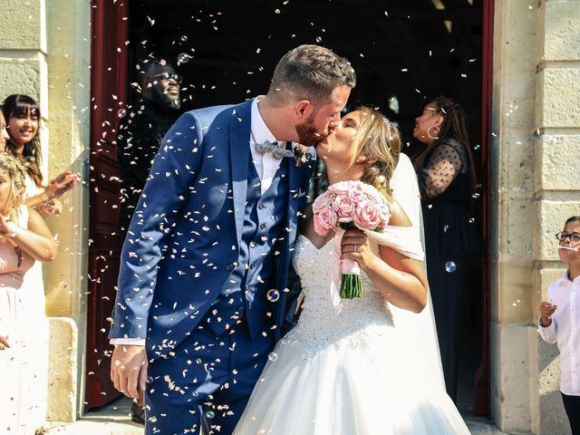 Le mariage de Steven et Justine à Bazoches-sur-Guyonne, Yvelines 144