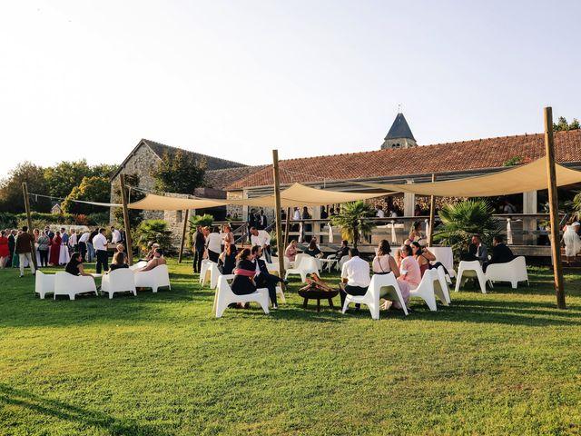 Le mariage de Steven et Justine à Bazoches-sur-Guyonne, Yvelines 159