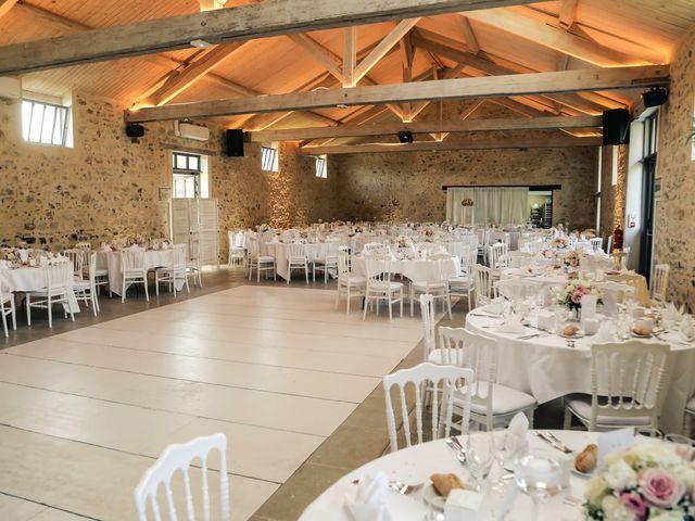 Le mariage de Steven et Justine à Bazoches-sur-Guyonne, Yvelines 161