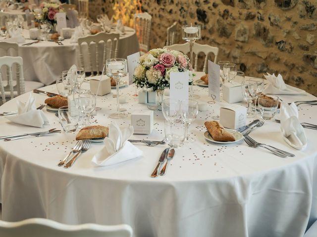 Le mariage de Steven et Justine à Bazoches-sur-Guyonne, Yvelines 163