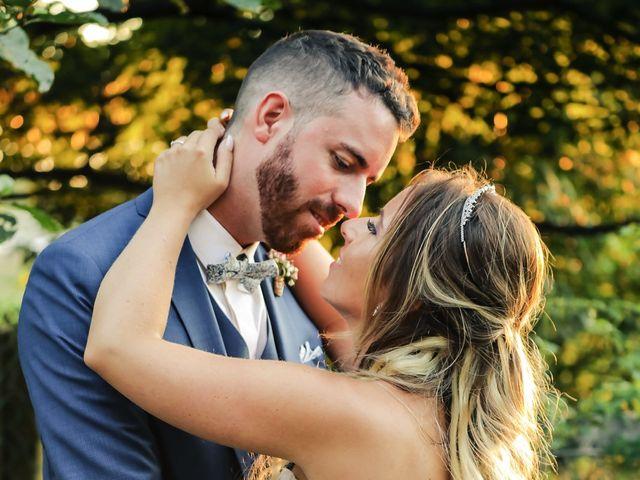 Le mariage de Steven et Justine à Bazoches-sur-Guyonne, Yvelines 182