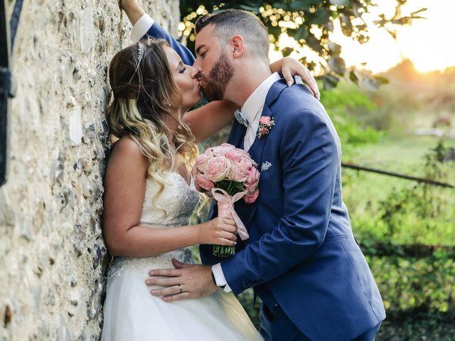 Le mariage de Steven et Justine à Bazoches-sur-Guyonne, Yvelines 188
