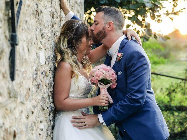Le mariage de Steven et Justine à Bazoches-sur-Guyonne, Yvelines 190