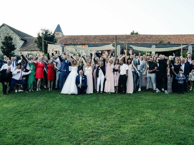 Le mariage de Steven et Justine à Bazoches-sur-Guyonne, Yvelines 196