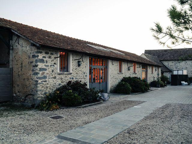Le mariage de Steven et Justine à Bazoches-sur-Guyonne, Yvelines 197