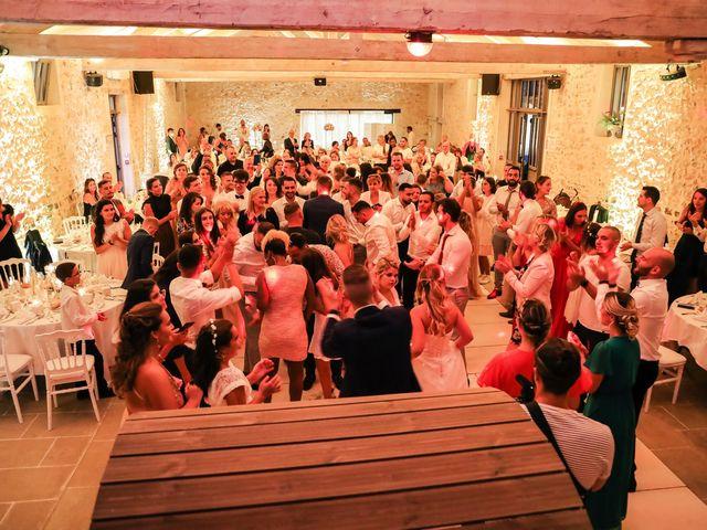 Le mariage de Steven et Justine à Bazoches-sur-Guyonne, Yvelines 201