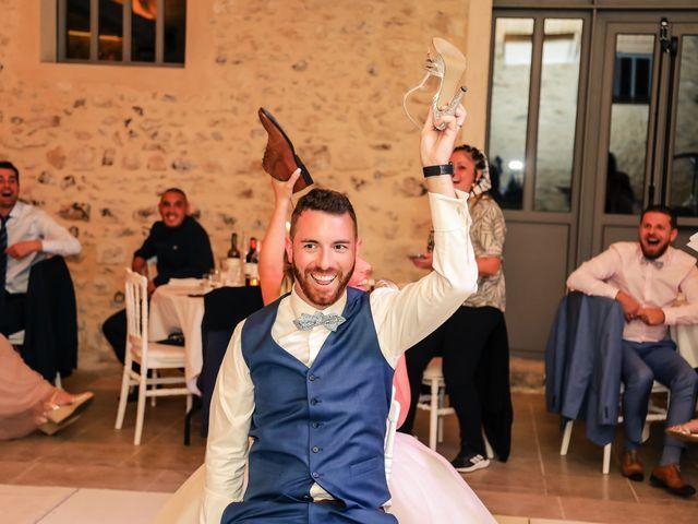 Le mariage de Steven et Justine à Bazoches-sur-Guyonne, Yvelines 204