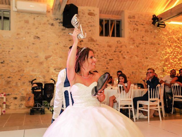 Le mariage de Steven et Justine à Bazoches-sur-Guyonne, Yvelines 205