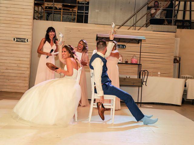 Le mariage de Steven et Justine à Bazoches-sur-Guyonne, Yvelines 206