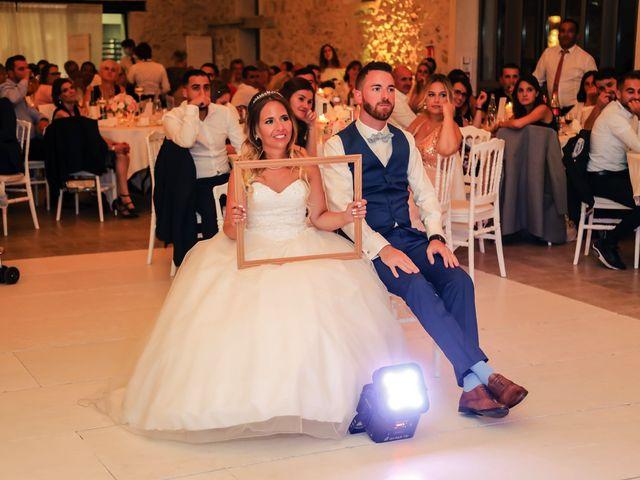 Le mariage de Steven et Justine à Bazoches-sur-Guyonne, Yvelines 210