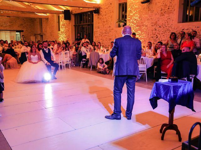Le mariage de Steven et Justine à Bazoches-sur-Guyonne, Yvelines 211