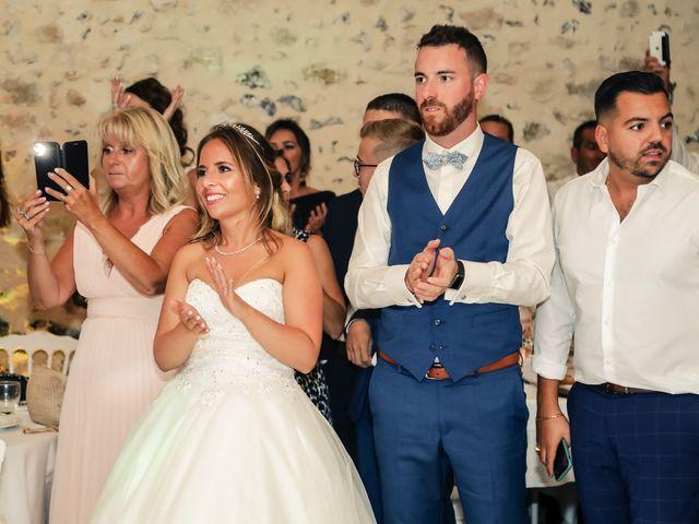 Le mariage de Steven et Justine à Bazoches-sur-Guyonne, Yvelines 219