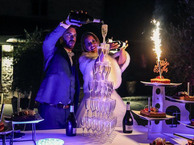 Le mariage de Steven et Justine à Bazoches-sur-Guyonne, Yvelines 228