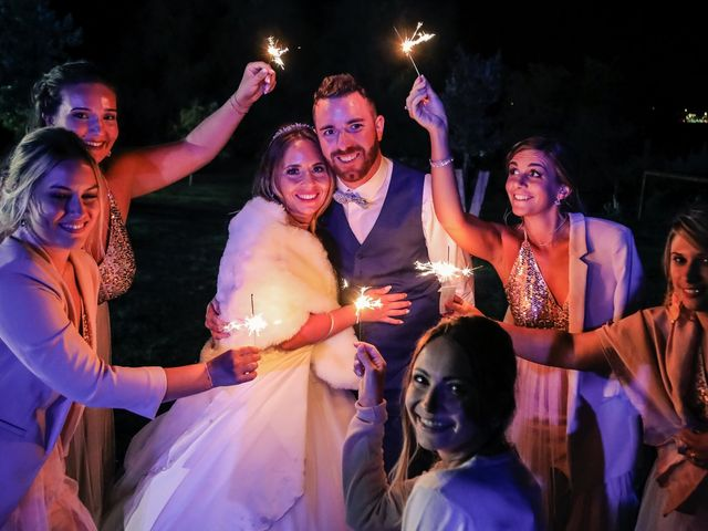 Le mariage de Steven et Justine à Bazoches-sur-Guyonne, Yvelines 233