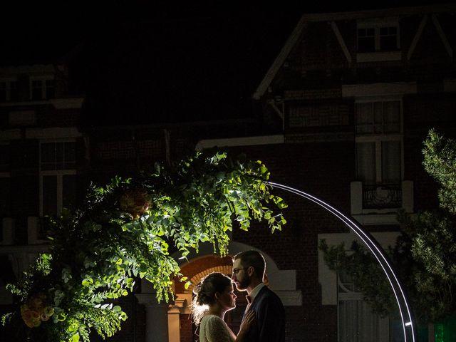 Le mariage de Camille et Corantin à Gavrelle, Pas-de-Calais 9