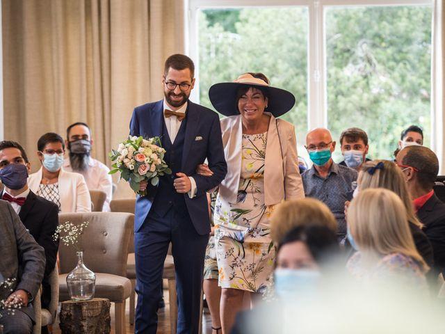 Le mariage de Camille et Corantin à Gavrelle, Pas-de-Calais 20