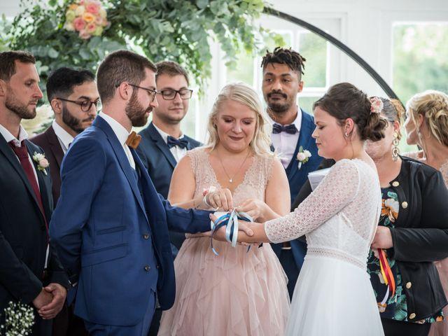 Le mariage de Corantin et Camille