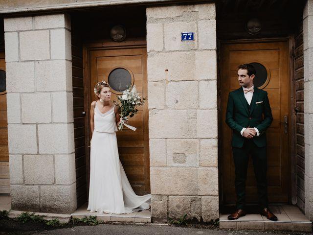 Le mariage de David et Anaïs à Saint-Jacut-de-la-Mer, Côtes d'Armor 6