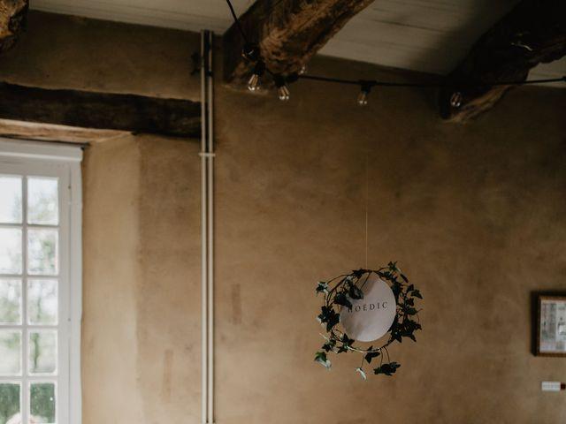 Le mariage de David et Anaïs à Saint-Jacut-de-la-Mer, Côtes d'Armor 10