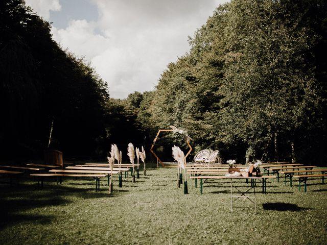 Le mariage de David et Anaïs à Saint-Jacut-de-la-Mer, Côtes d'Armor 11