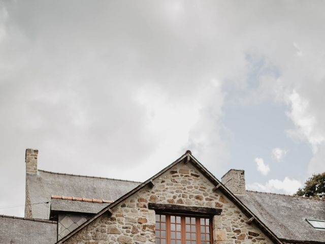 Le mariage de David et Anaïs à Saint-Jacut-de-la-Mer, Côtes d'Armor 12