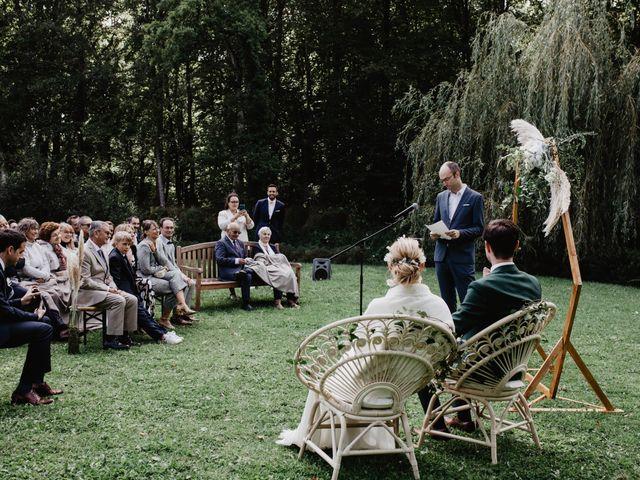 Le mariage de David et Anaïs à Saint-Jacut-de-la-Mer, Côtes d'Armor 14