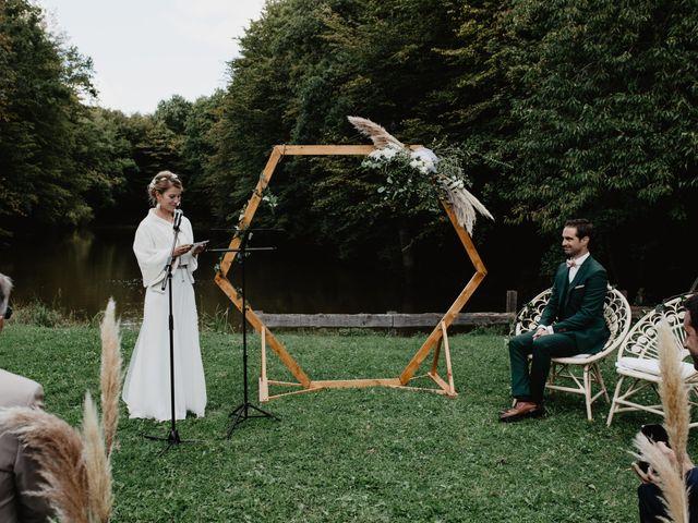 Le mariage de David et Anaïs à Saint-Jacut-de-la-Mer, Côtes d'Armor 15